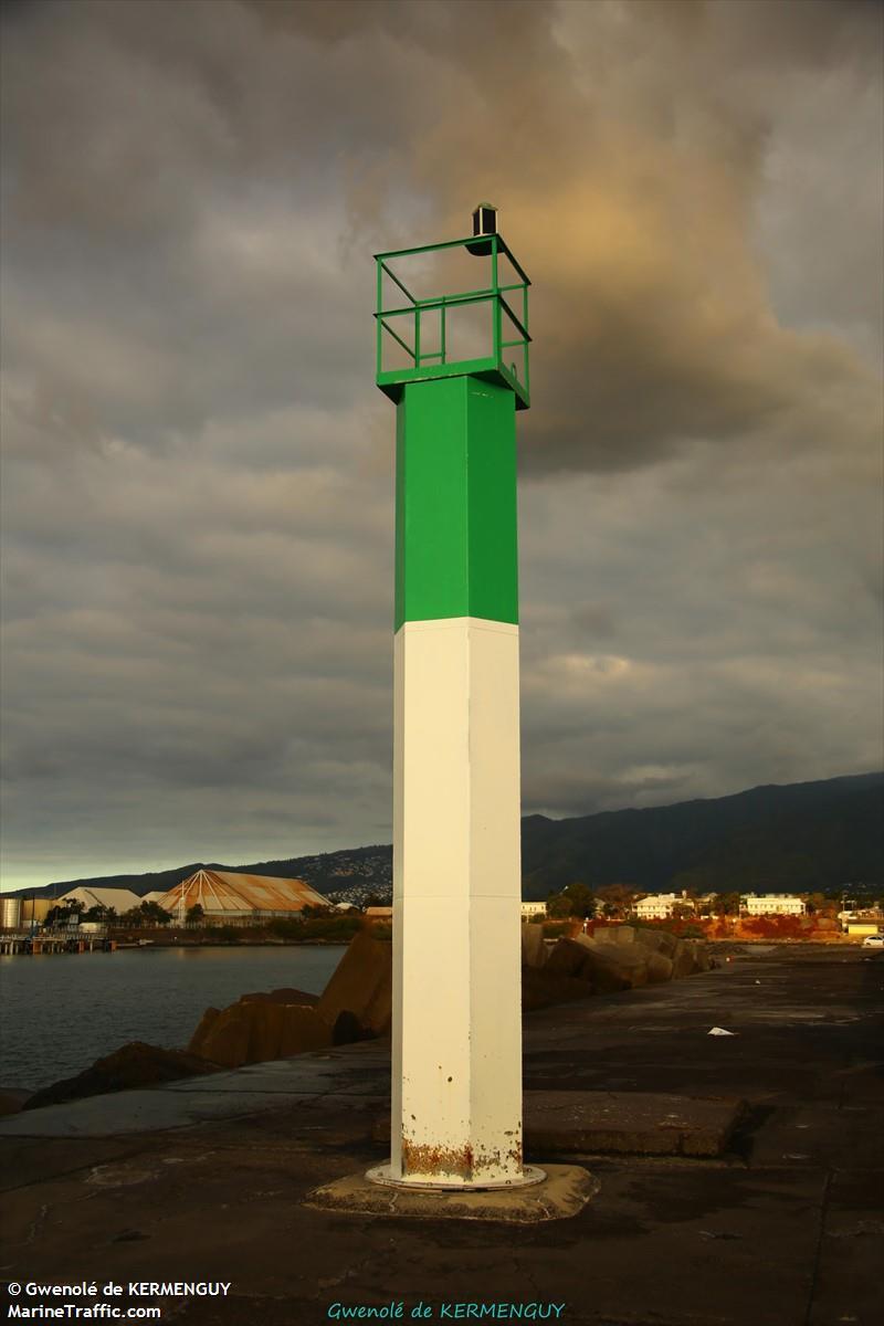 Port Réunion Jetée Sud
