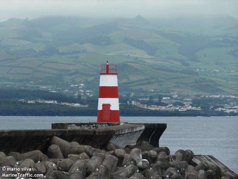 Ponta Delgada Breakwater
