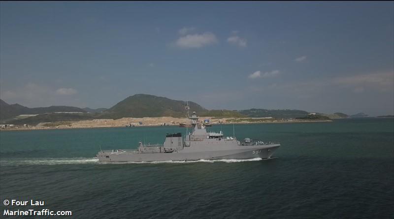 THAI GOVT SHIP 551