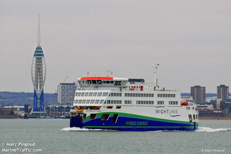 VICTORIA OF WIGHT