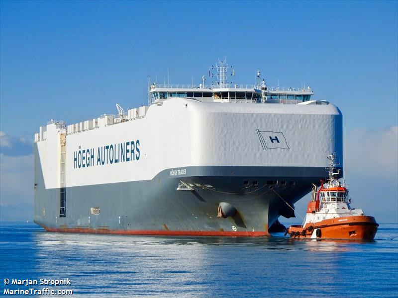 HOEGH TRACER