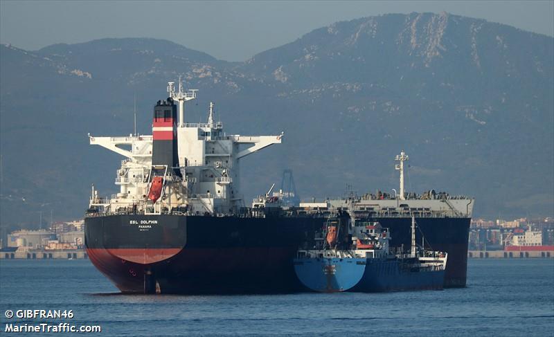 MV ESL DOLPHIN Çanakkale Boğazı'nda Gemi Kazası