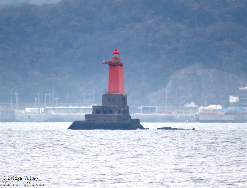Yokosuka Northeast Breakwater