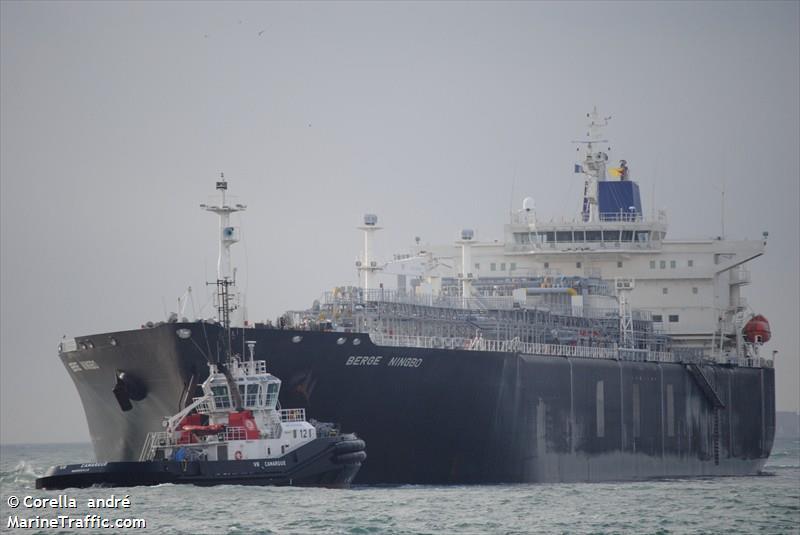 Vessel Details For Berge Ningbo Lpg Tanker Imo