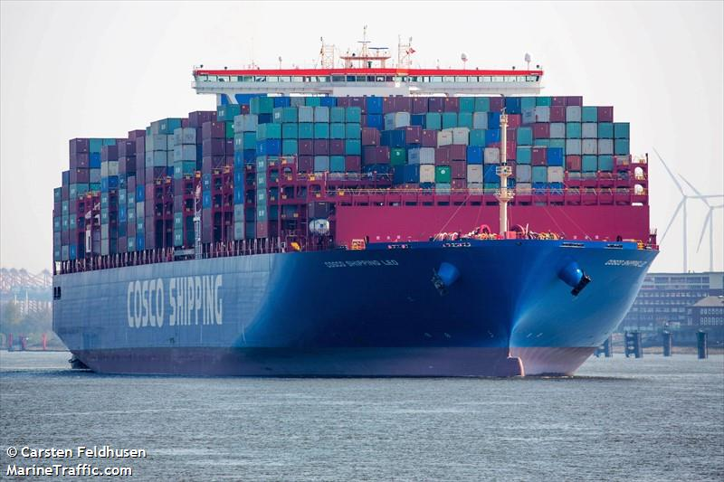 COSCO SHIPPING LEO