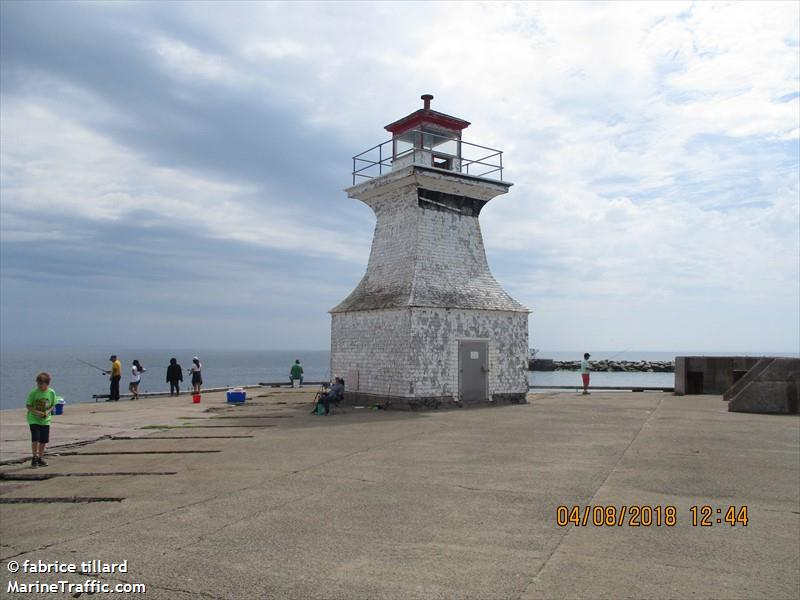 Cape Tormentine Outer Wharf
