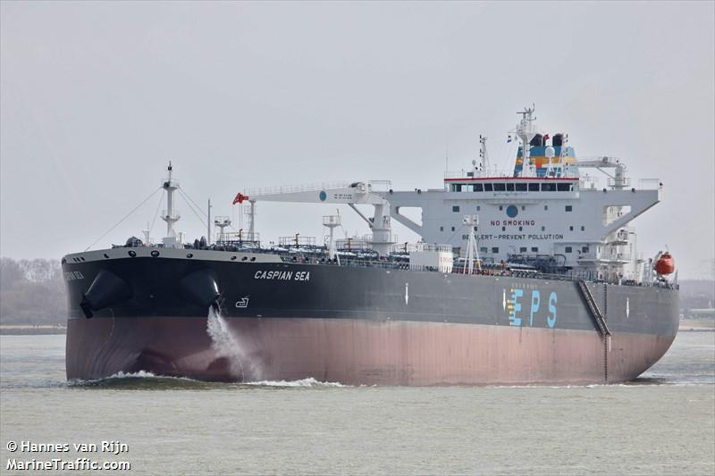 Vessel details for: CASPIAN SEA (Crude Oil Tanker) - IMO