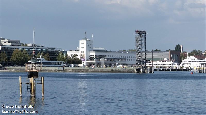 Friedrichshafen Westmole