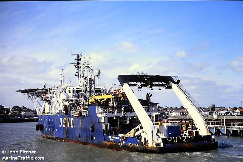 Vessel details for: OFFSHORE STEPHANITURM (Offshore Supply Ship