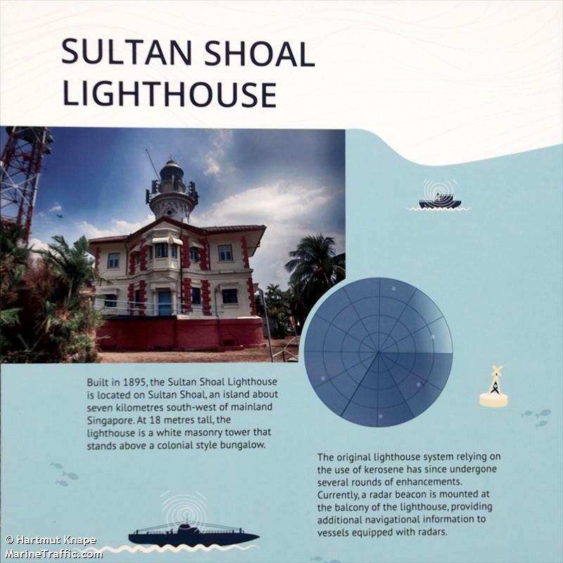 Sultan Shoal