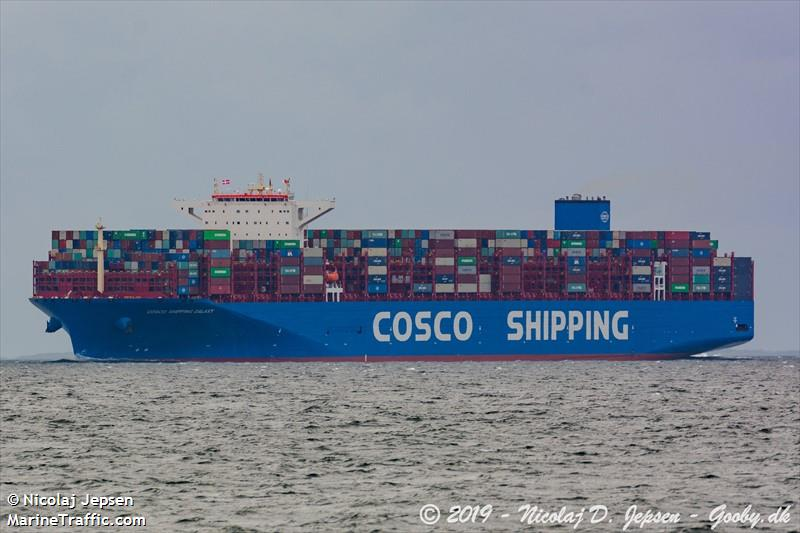 COSCO SHIPPING GALAXY