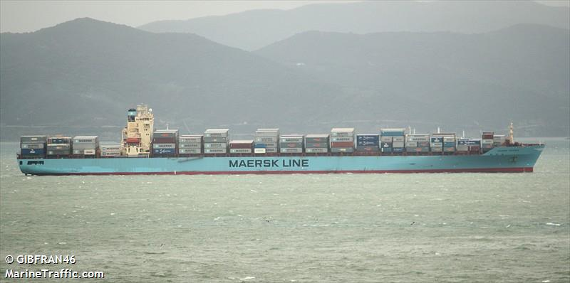 MAERSK VIRGINIA