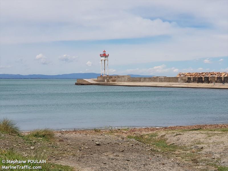 Port-Vendres Mole De l' Est