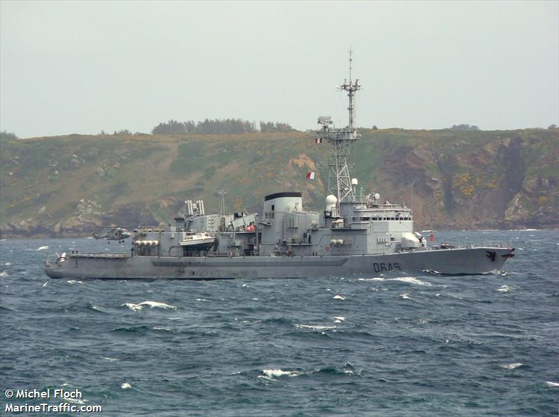 FRENCHWARSHIP