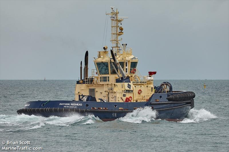 Vessel details for: SVITZER REDHEAD (Tug) - IMO 9848182