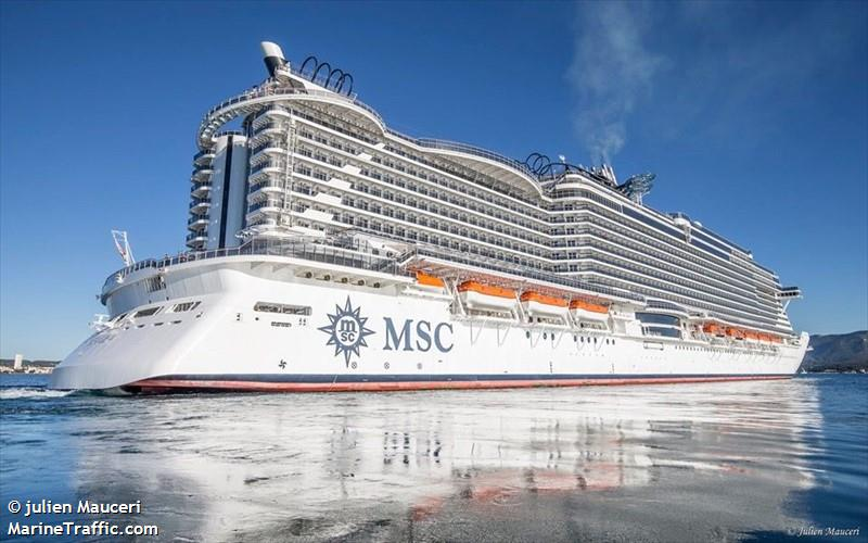 Picture of MSC SEAVIEW | AIS Marine Traffic