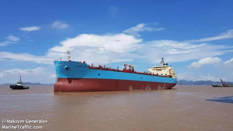 MAERSK CRETE, Chemical/Oil tanker, IMO 9786190 | Vessel