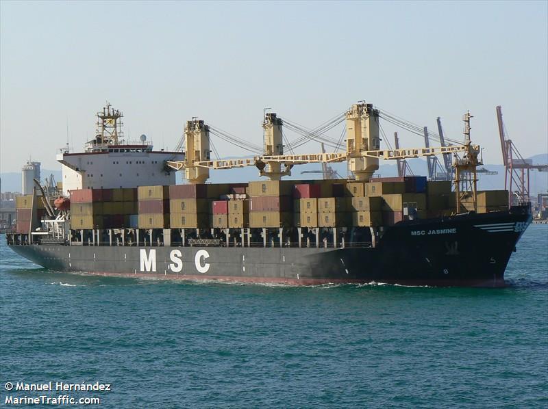 MSC JASMINE