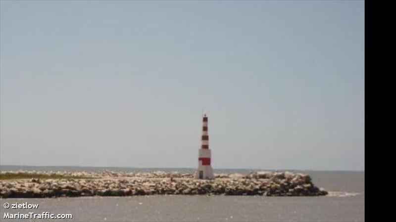 Itajaí North Breakwater