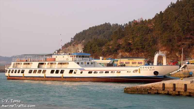 CHEONGSAN ISLAND