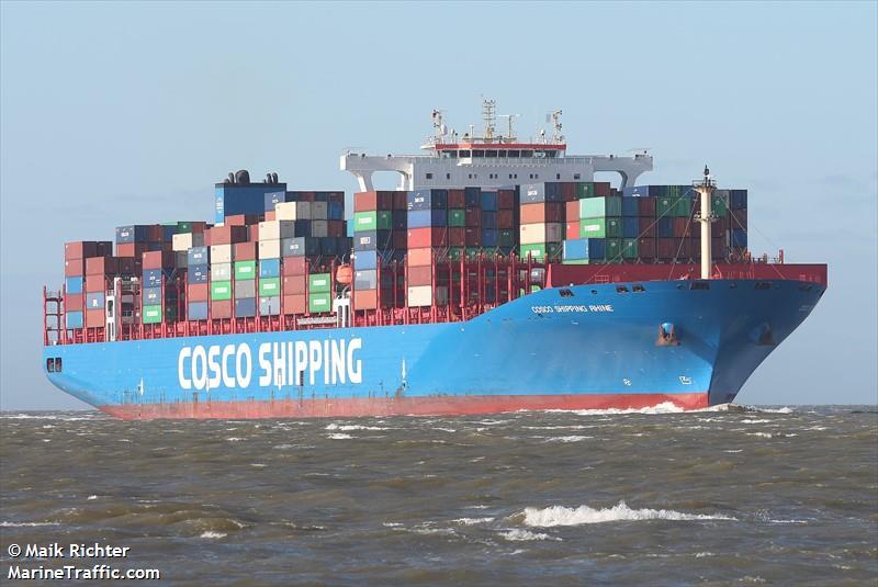 COSCO SHIPPING RHINE