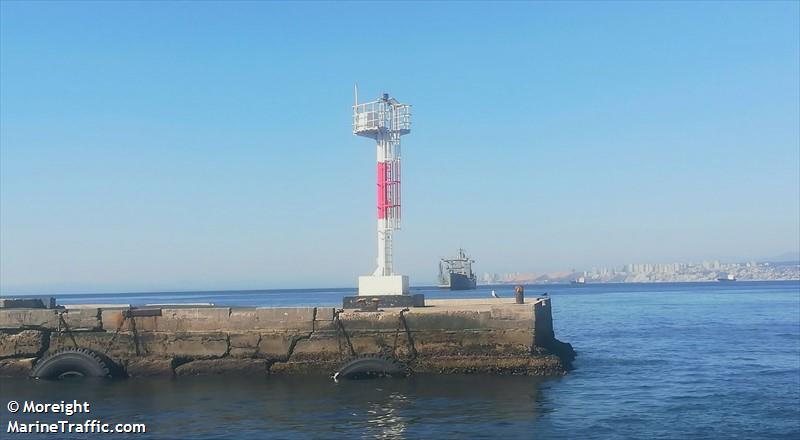 Valparaíso Molo De Abrigo