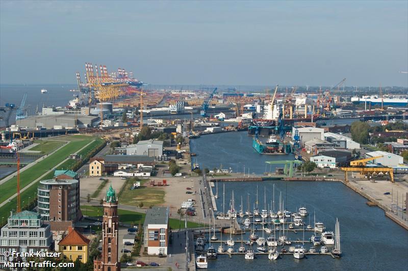 port of bremerhaven de brv details departures. Black Bedroom Furniture Sets. Home Design Ideas