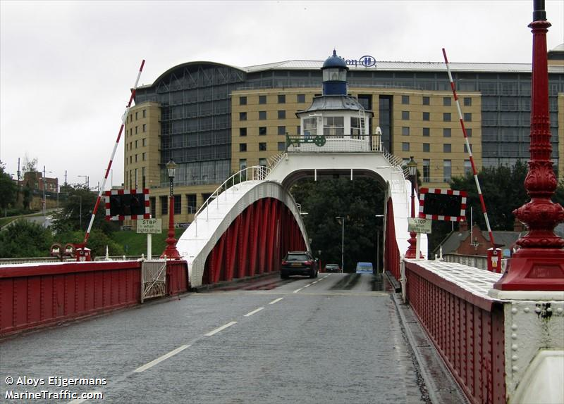 Tyne Swing Bridge