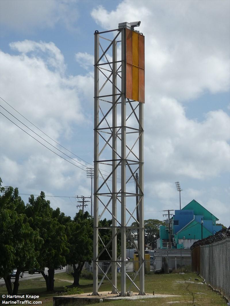 Bridgetown Entrance Range Rear
