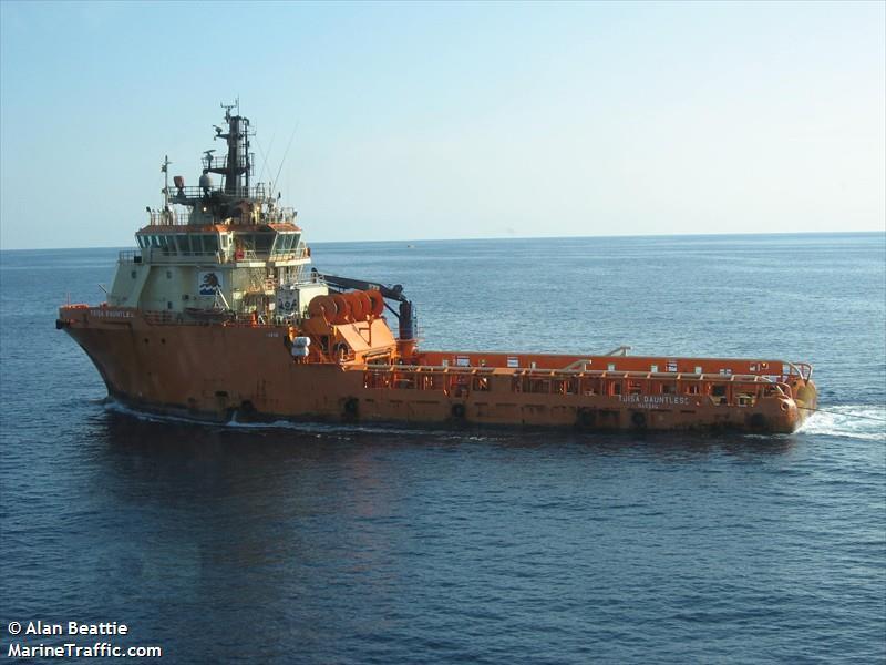 Picture of TOISA DAUNTLESS | AIS Marine Traffic