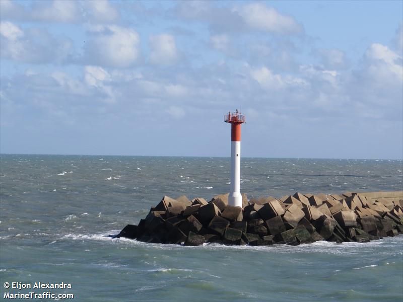 Dunkerque Ouest Jetee Du Clipon