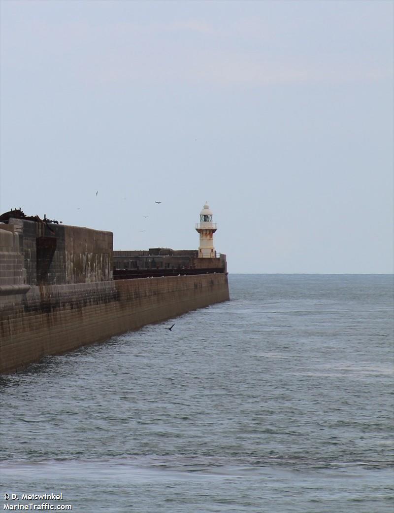 Dover Breakwater Knuckle
