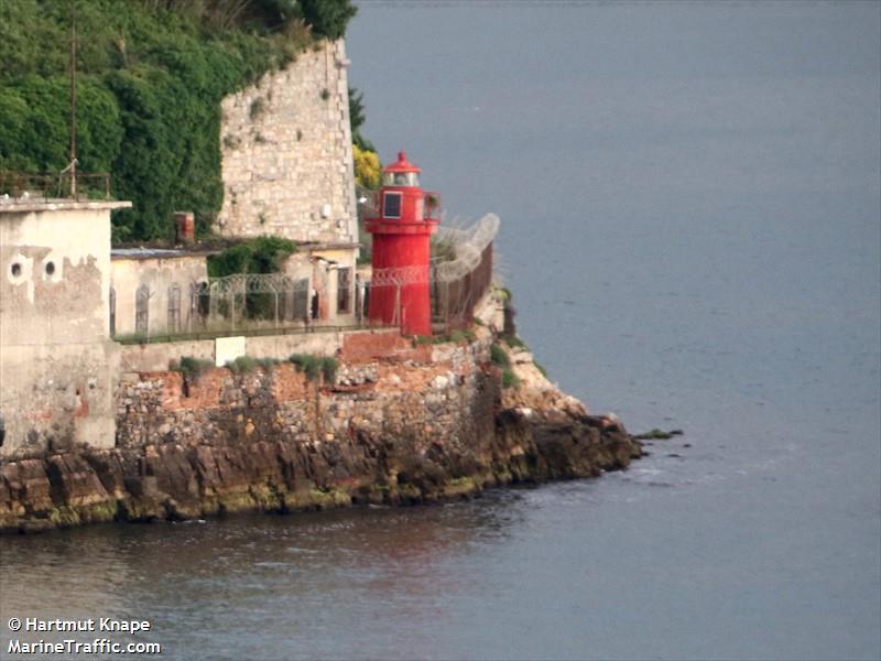 Punta Santa Maria Della Spezia