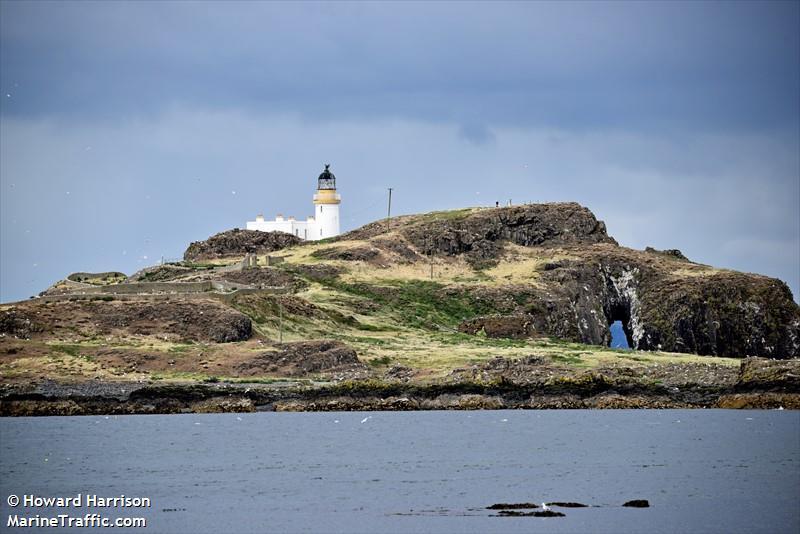 Fidra Island