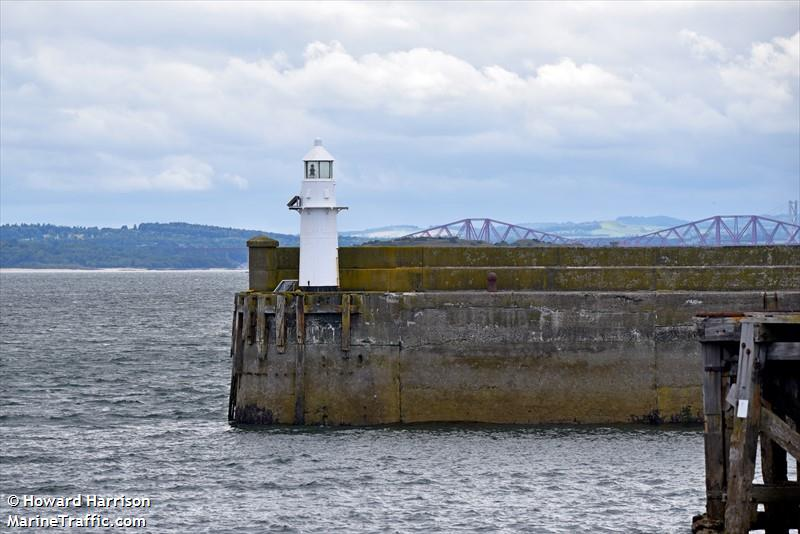 Burntisland West Pier Outer