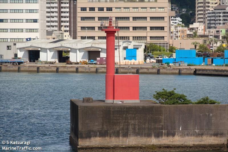 Kagoshima North Breakwater