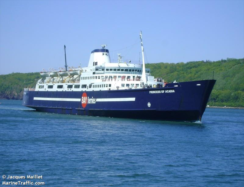 PRINCESS OF ACADIA
