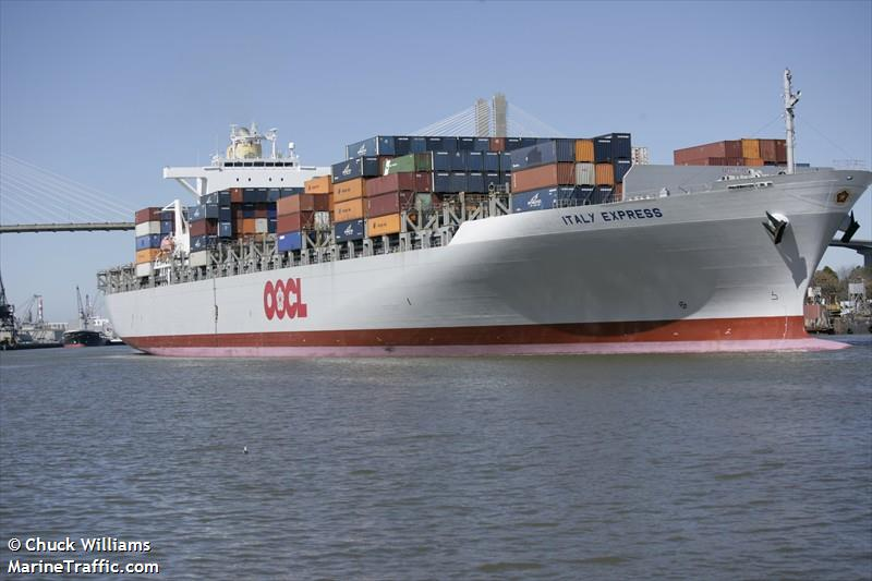 OOCL VANCOUVER