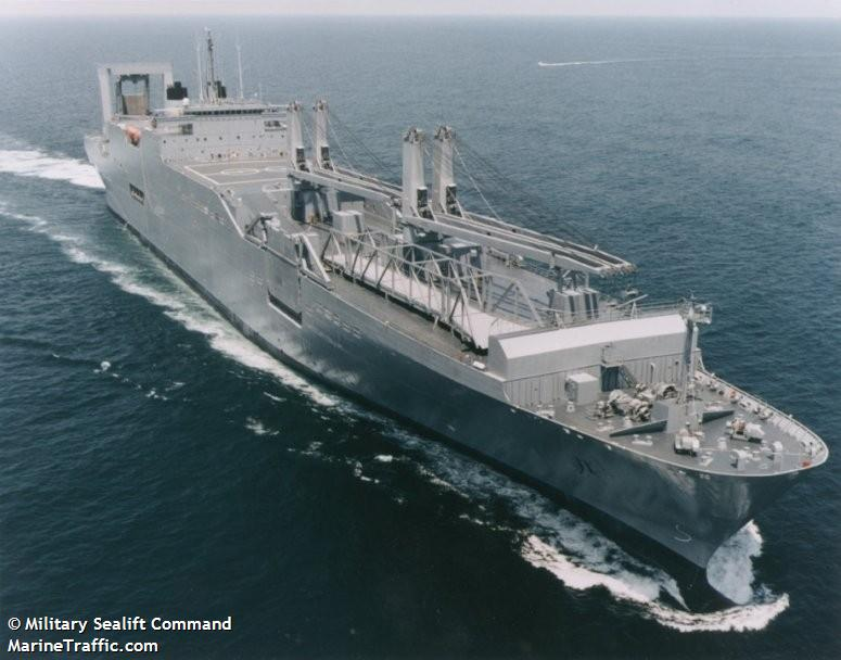 USNS GORDON