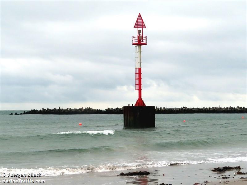 Helgoland Duene Front