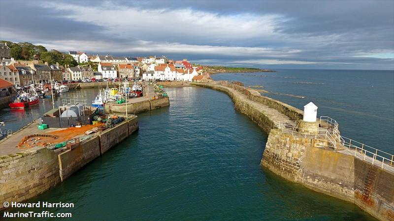 Pittenweem Front