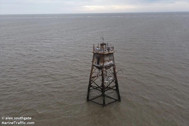 Gunfleet Lighthouse1921