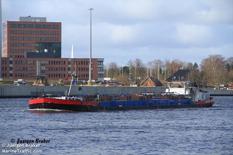 Vessel Details For Janinaa Inland Motor Tanker Mmsi