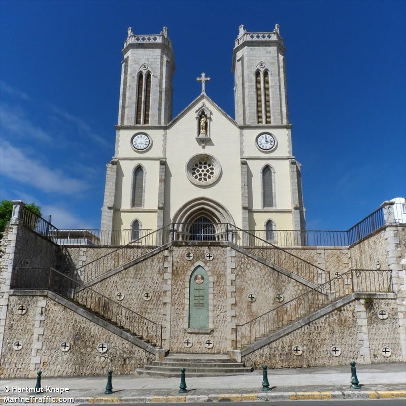 Nouméa Cathédrale