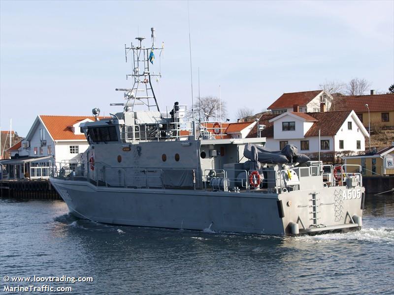 A505 HMS ASTREA