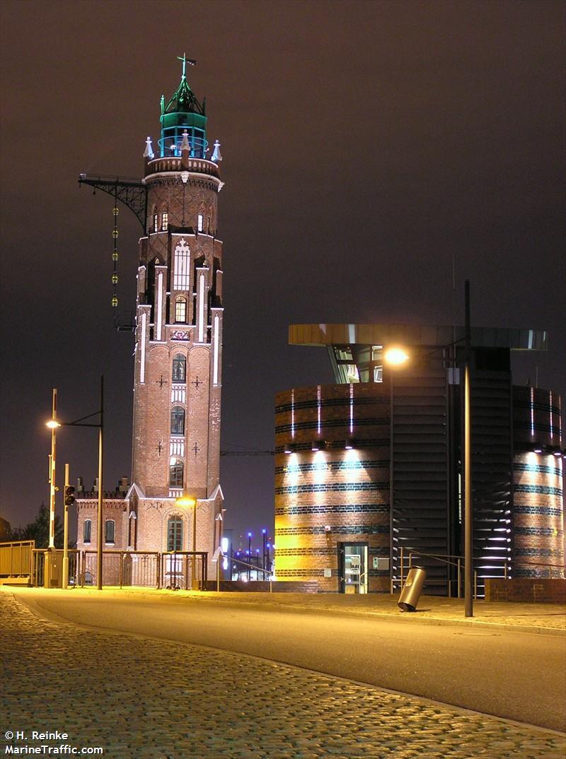 Bremerhaven Oberfeuer
