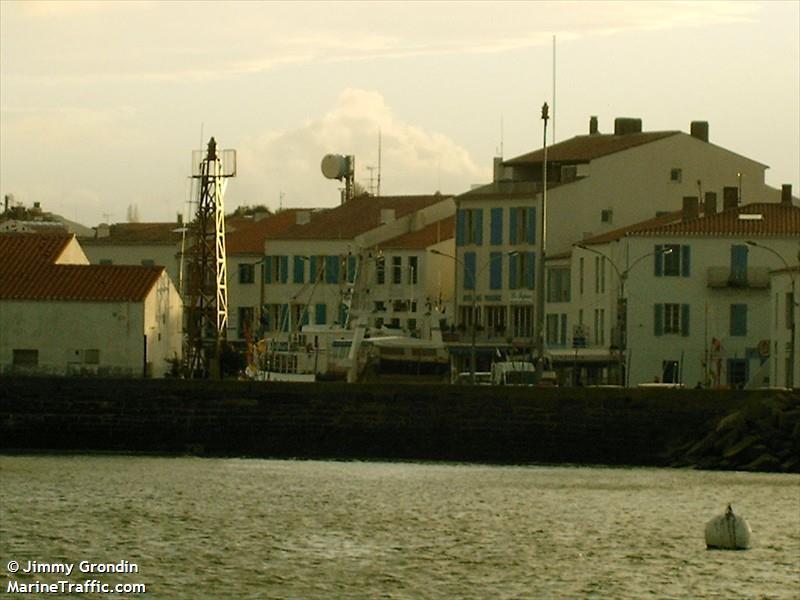 Port-Joinville Feu Posterieur