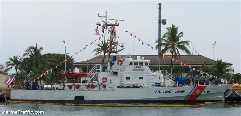 CG GALVESTON ISLAND