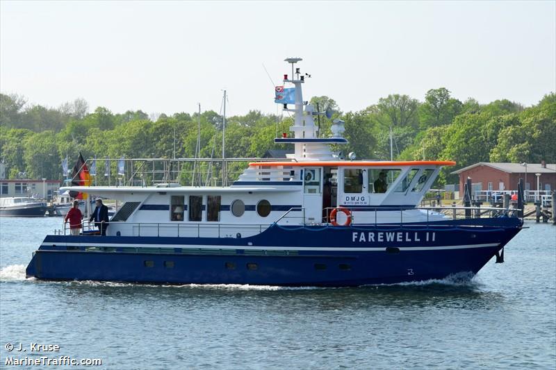 FAREWELL II