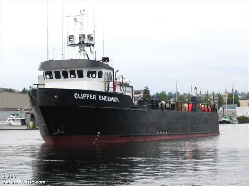 CLIPPER ENDEAVOR